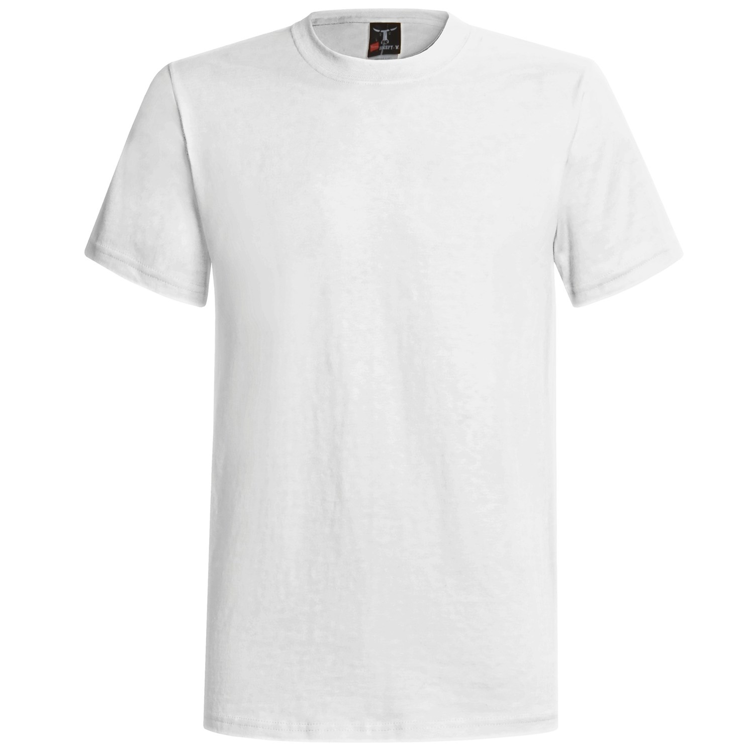 Classic white t shirt ecommerce product catalog demo for Who makes the best white t shirts